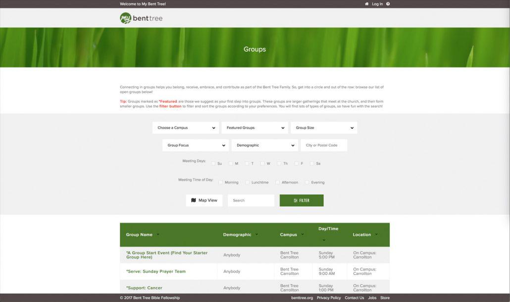 Group Finders – Blackpulp Designs